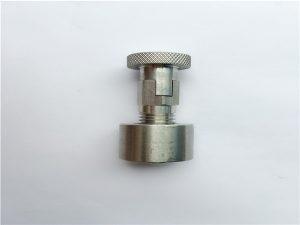 نمبر 95-SS304 ، 316L ، 317L SS410 کیری بولٹ گول نٹ ، غیر معیاری فاسٹنرز کے ساتھ
